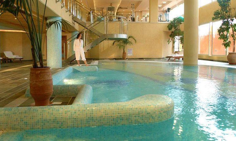 Sentido Thalassa Coral Bay SPA indoor pool