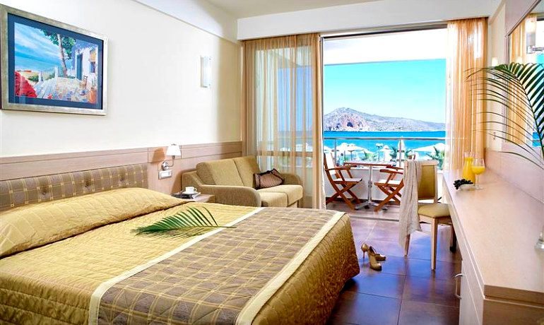 Thalassa Beach Resort & Spa standart double room