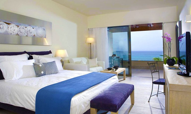 The Aquagrand of Lindos exclusive guestroom