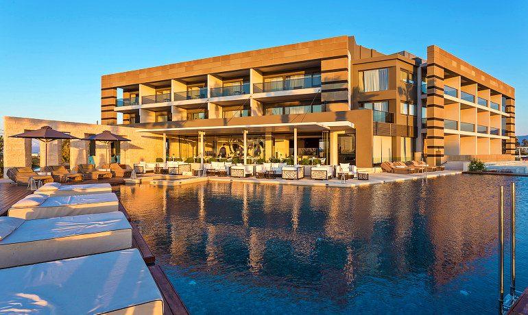 Aqua Blu Boutique Hotel & SPA general view