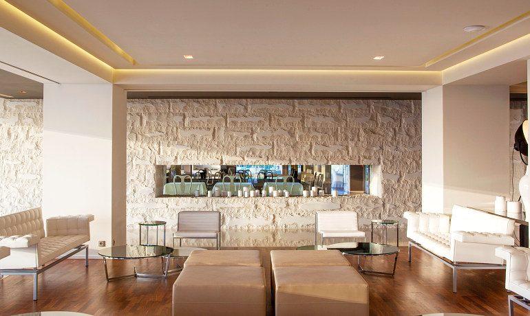 Aqua Blu Boutique Hotel & SPA lobby area