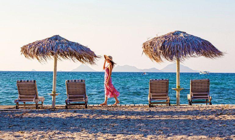 Aqua Blu Boutique Hotel & SPA sandy beach