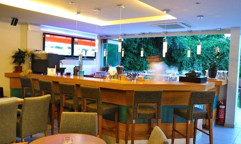 Corfu Mare Boutique Hotel bar