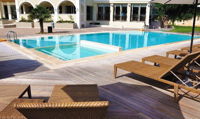 Corfu Mare Boutique Hotel pool