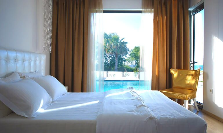 Diamond Deluxe Hotel Kos double room pool front
