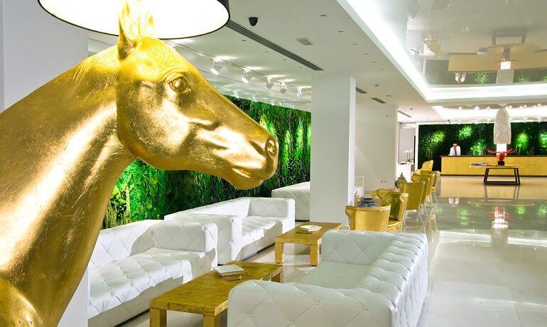Diamond Deluxe Hotel Kos lobby