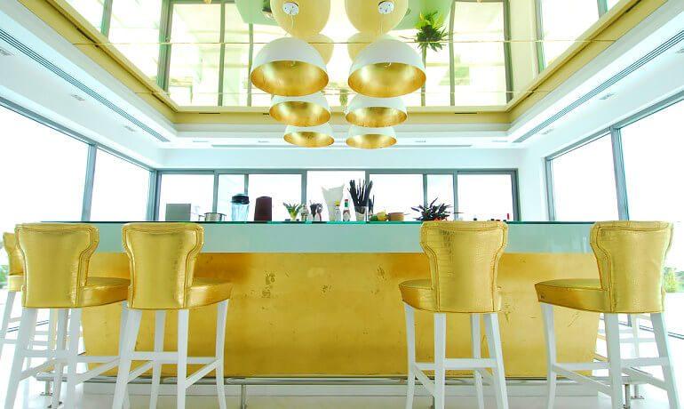Diamond Deluxe Hotel Kos marquise lobby bar