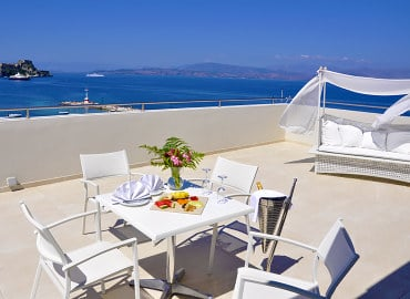 Mayor Mon Repos Palace Adults Only hotel in Corfu, Greece