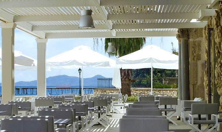 Mayor Mon Repos Palace restaurant