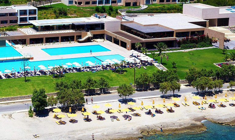 SENTIDO Carda Beach Atlantica general area view