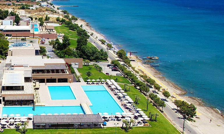SENTIDO Carda Beach Atlantica general view