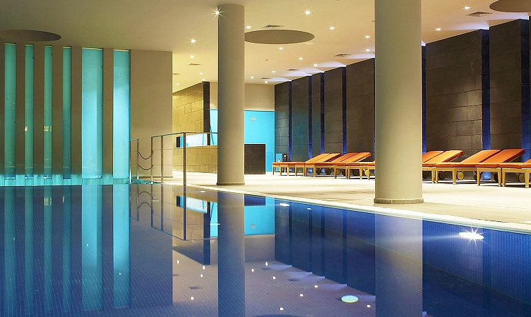 SENTIDO Carda Beach Atlantica indoor pool