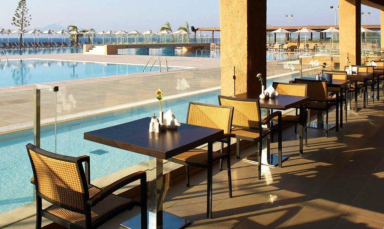 SENTIDO Carda Beach Atlantica Mediteranneo restaurant