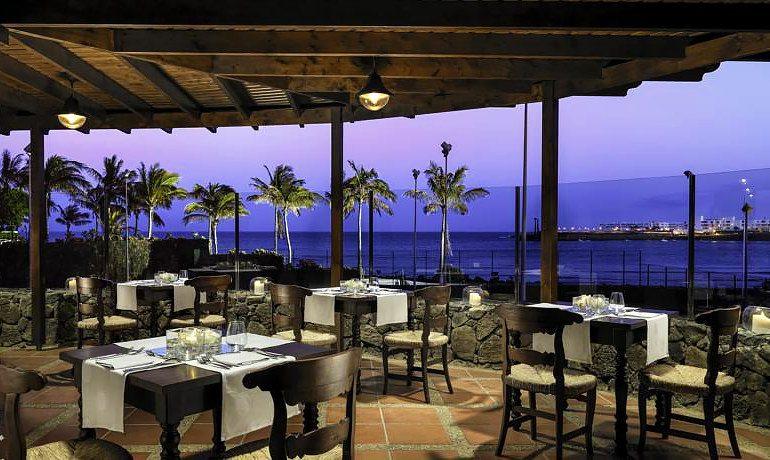 Meliá Salinas Esencia Canaria restaurant