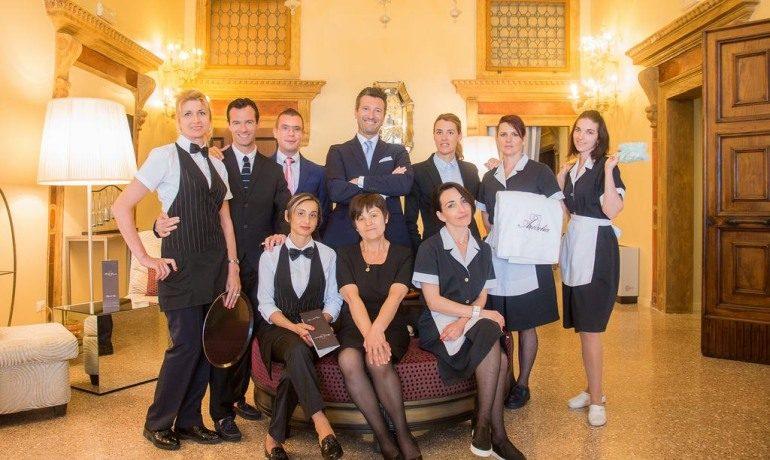 Arcadia Hotel Venice team