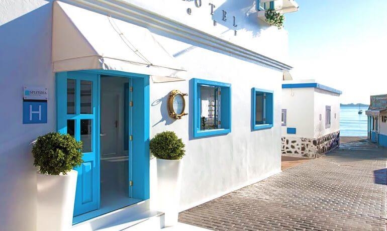 Avanti Hotel Boutique Fuerteventura Entrance