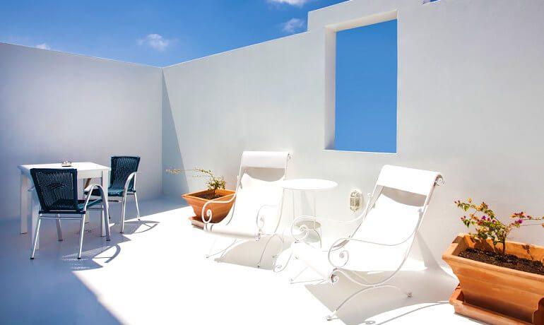 Avanti Hotel Boutique Fuerteventura Kala Junior Suite Terrace