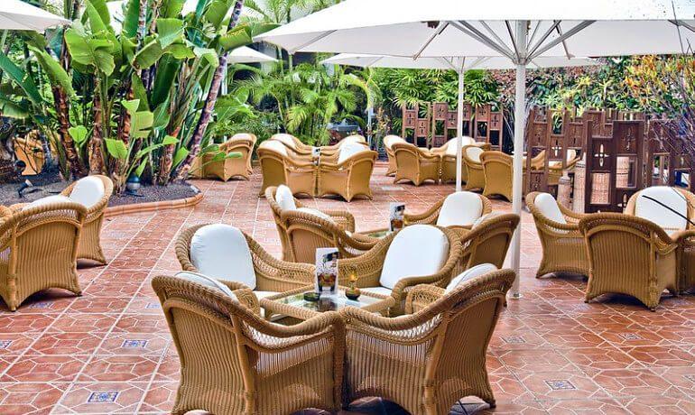 Barceló Corralejo Bay bar terrace