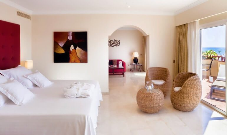 Barceló Corralejo Bay deluxe suite
