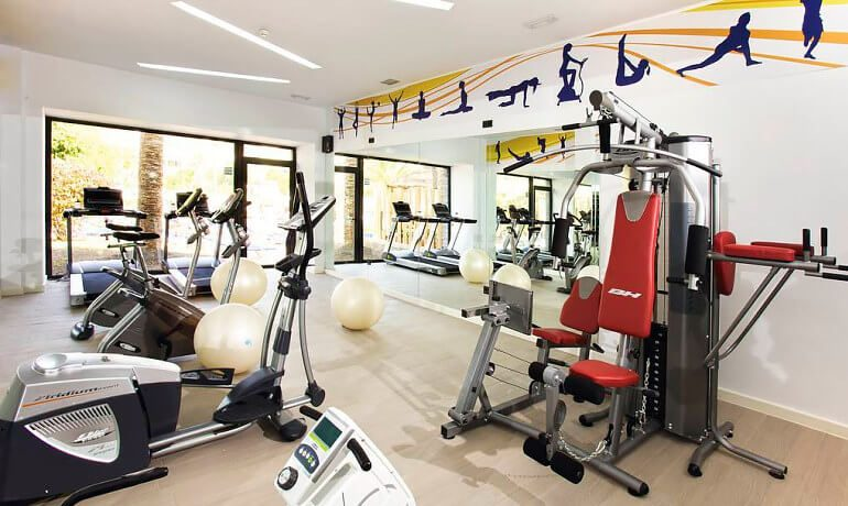 Barceló Corralejo Bay gym
