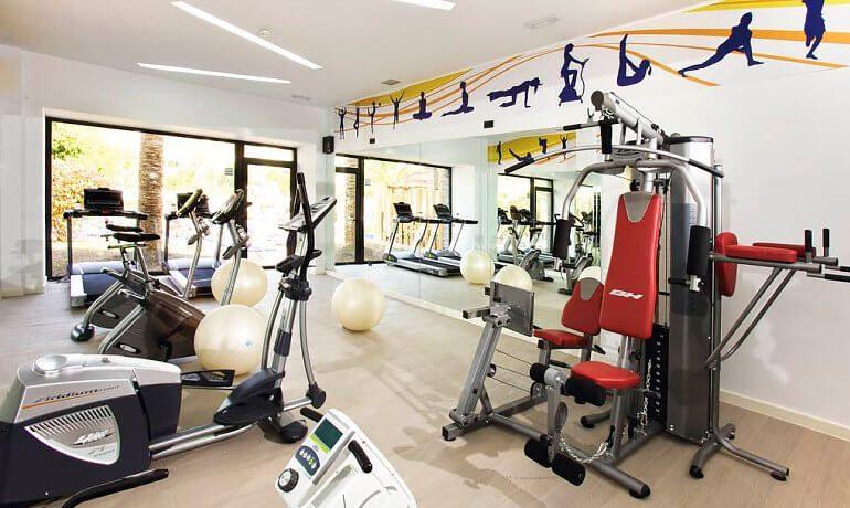 Barceló Corralejo Bay gym