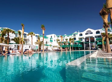 Barceló Teguise Beach Adults Only hotel in Lanzarote, Spain