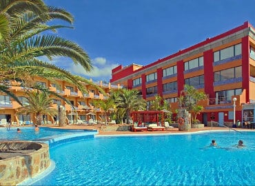 Kn Matas Blancas Adults Only hotel in Fuerteventura, Spain