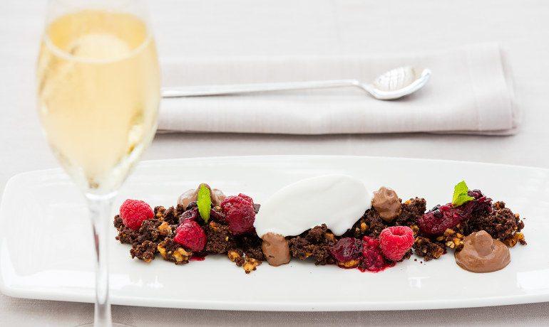 Ca Na Xica restaurant desserts