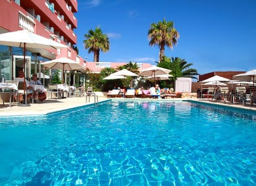 Fergus Paraiso Beach Adults Only hotel in Ibiza, Spain