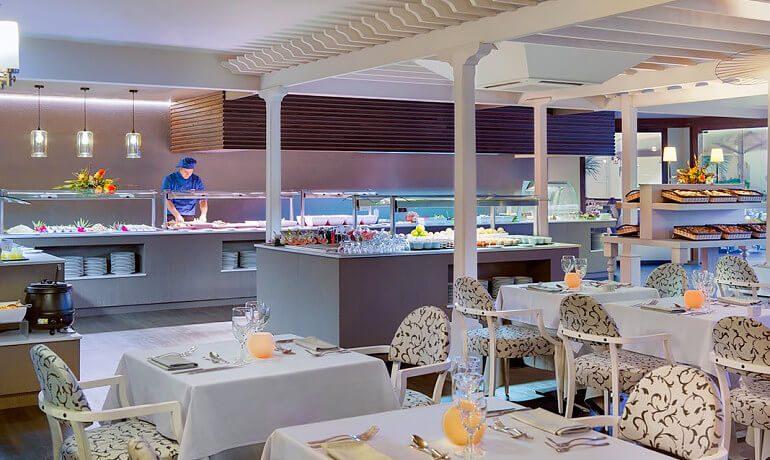 SENTIDO H10 White Suites Bamboo restaurant