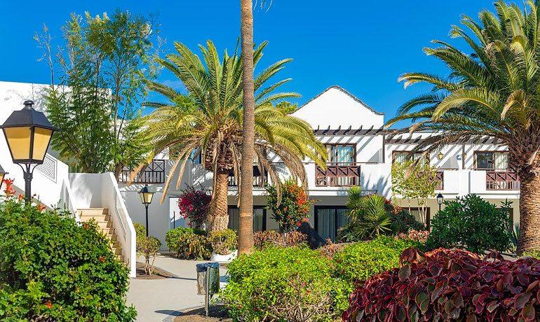 SENTIDO H10 White Suites hotel garden