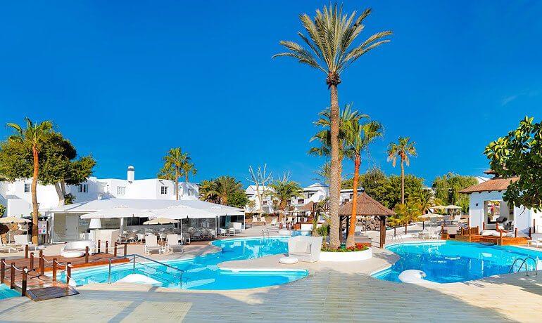 Sentido h10 white suites playa blanca lanzarote for Design hotel lanzarote