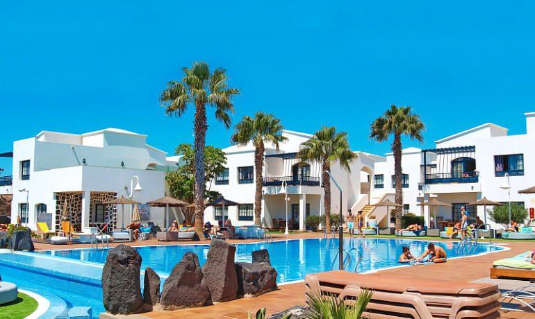 HD Pueblo Marinero hotel view