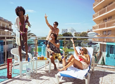 Hotel Piscis Adults Only in Ibiza, Spain