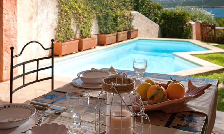 Hotel Relais Villa del Golfo Spa senior suite breakfast