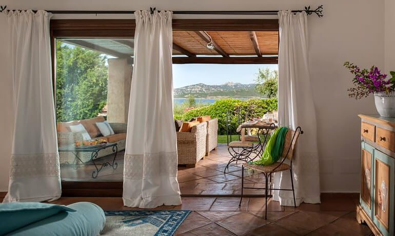 Hotel Relais Villa del Golfo Spa senior suite with sea view
