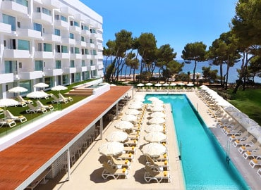 Iberostar Santa Eulalia Adults Only hotel in Ibiza, Spain