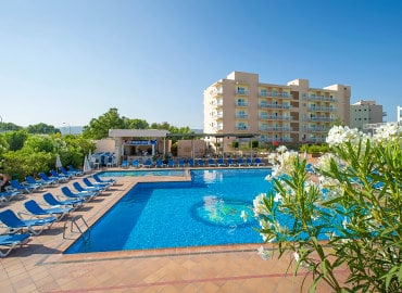 Invisa Hotel Es Pla Adults Only in Ibiza, Spain