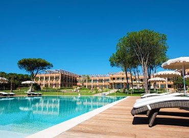 La Villa del Re adults-only hotel in Sardinia, Italy