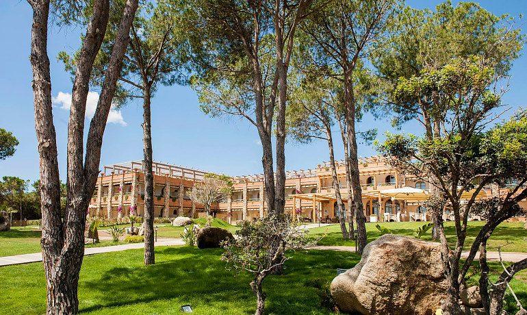 La Villa del Re garden