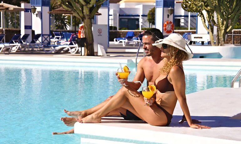 Marconfort Atlantic Gardens Bungalows Adults Couple pool