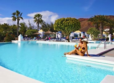 Marconfort Atlantic Gardens Bungalows Adults Only hotel in Lanzarote, Spain