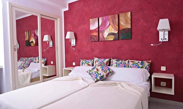 Marconfort Atlantic Gardens Bungalows bedroom