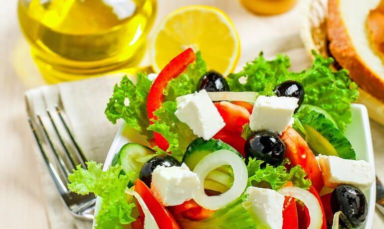 Marconfort Atlantic Gardens Bungalows fresh salads