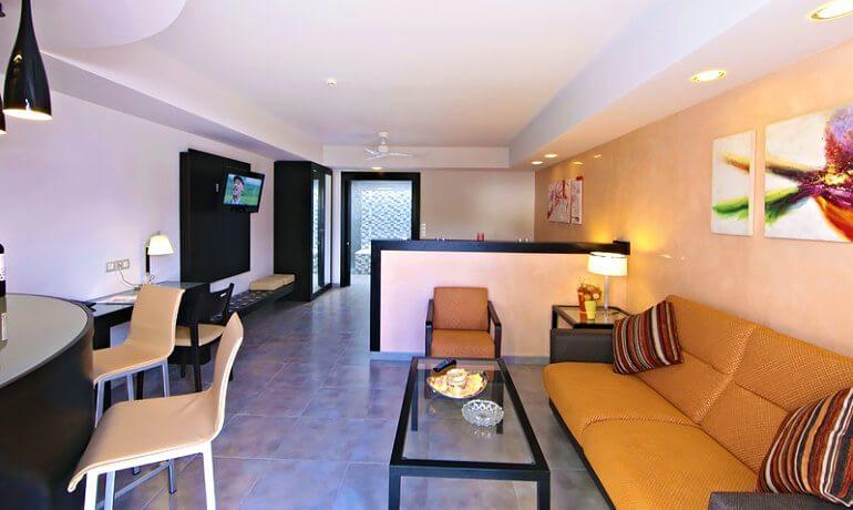 Marconfort Atlantic Gardens Bungalows junior suite