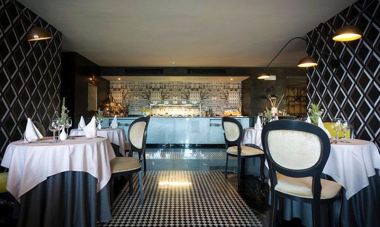 Palladium Hotel Don Carlos Bella Vista mediterranean restaurant
