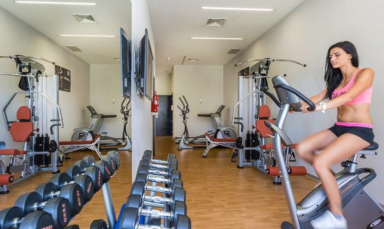 Palladium Hotel Don Carlos gym