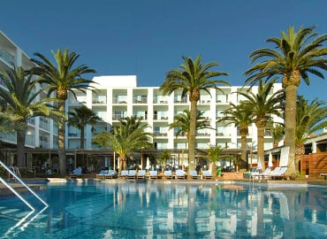 Palladium Hotel Palmyra Adults Only in Ibiza, Spain