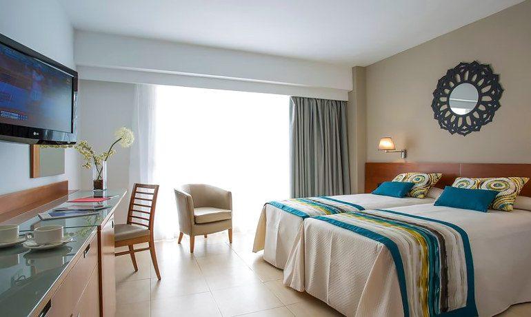 Palladium Hotel Palmyra standard double room
