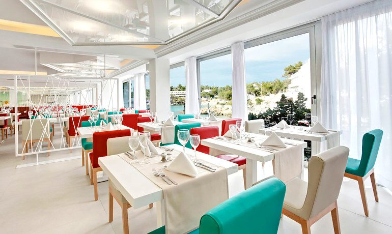Sensimar Ibiza Beach Resort buffet restaurant